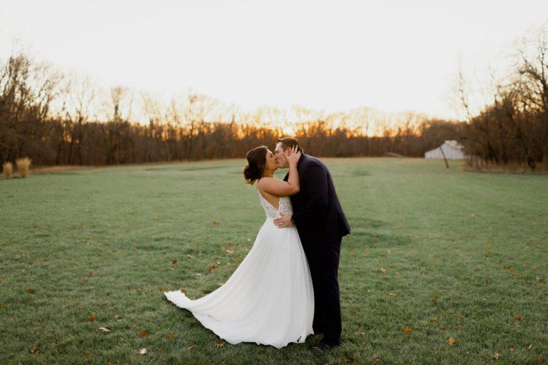 Country Lane Lodge Adel Iowa Wedding