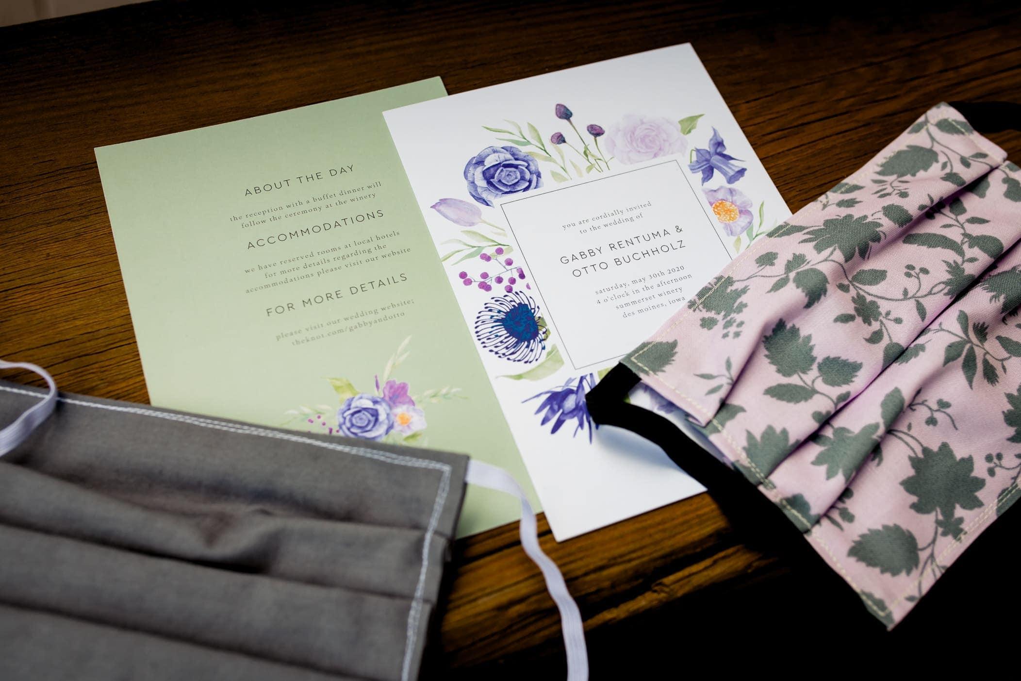 covid wedding planning in iowa