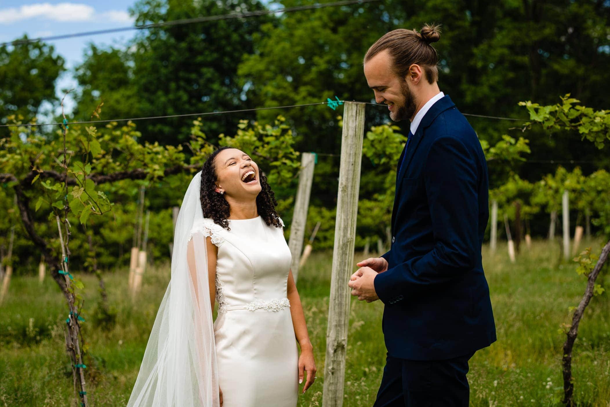 indianola wedding photographer