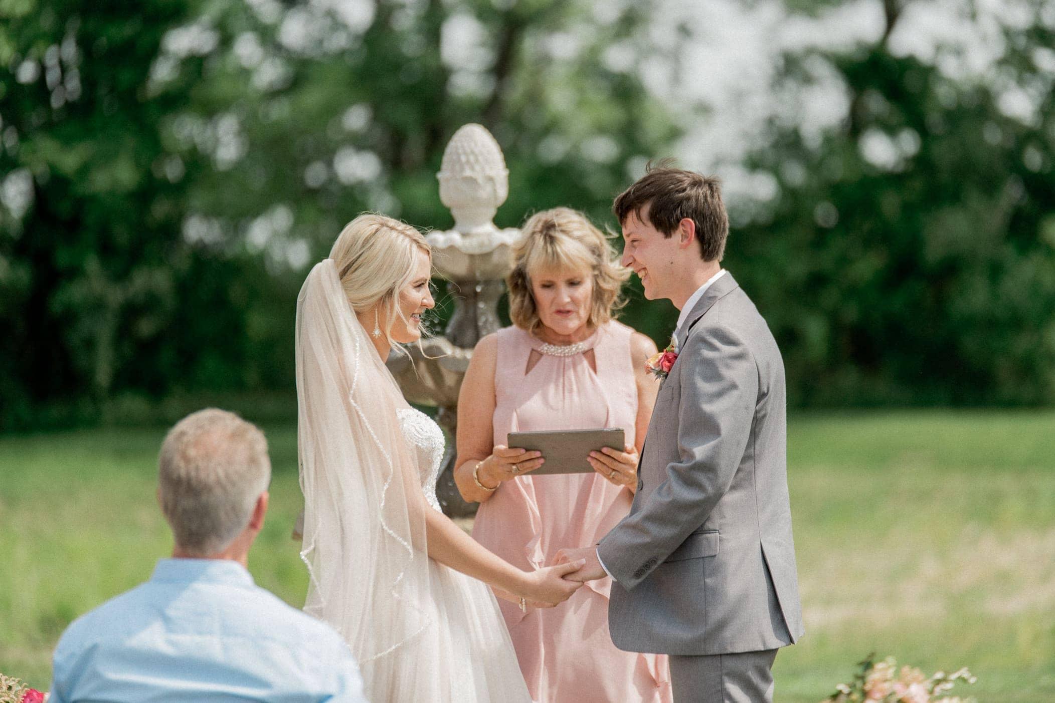 Irishman acres wedding venue