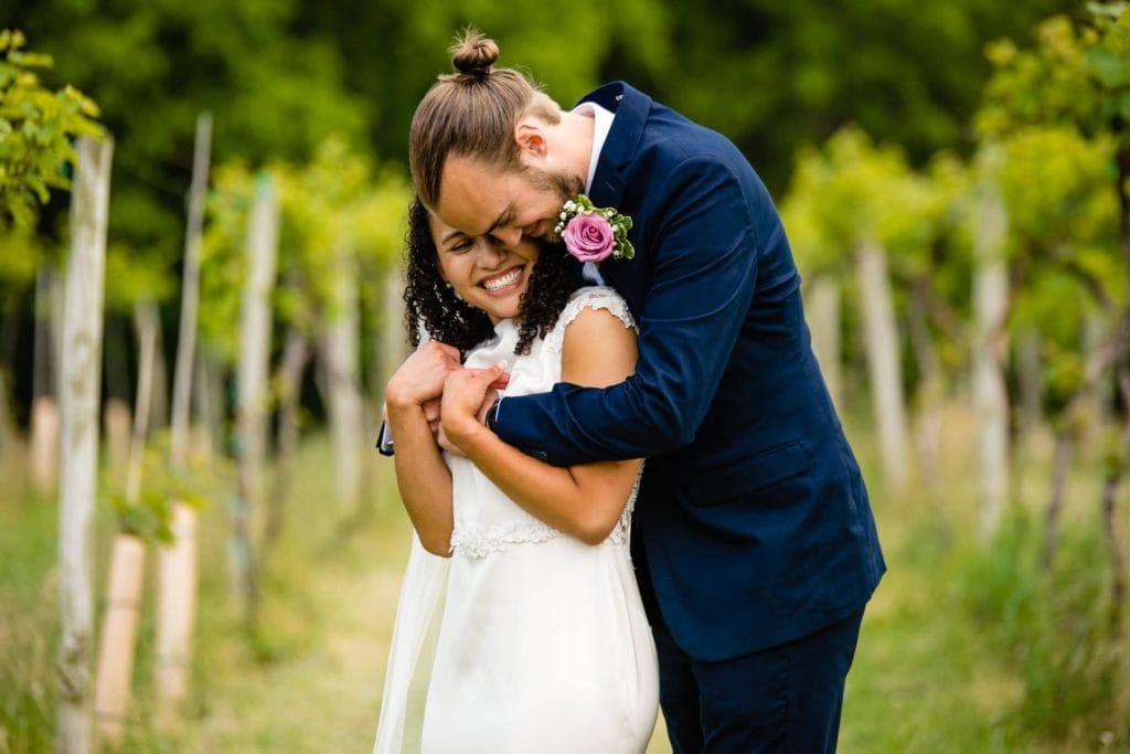 Summerset Winery wedding