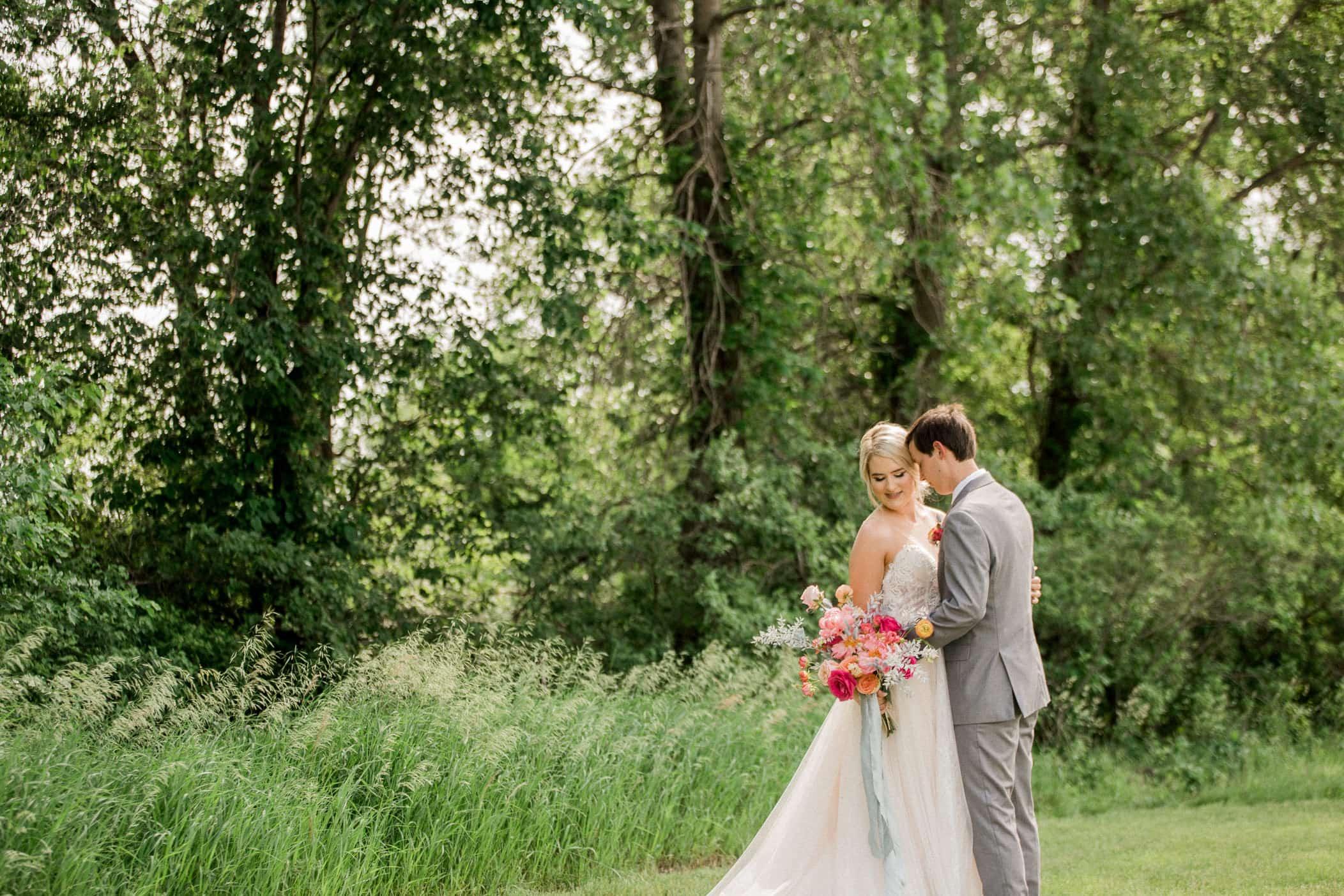 Irishman Acres Clover Barn wedding