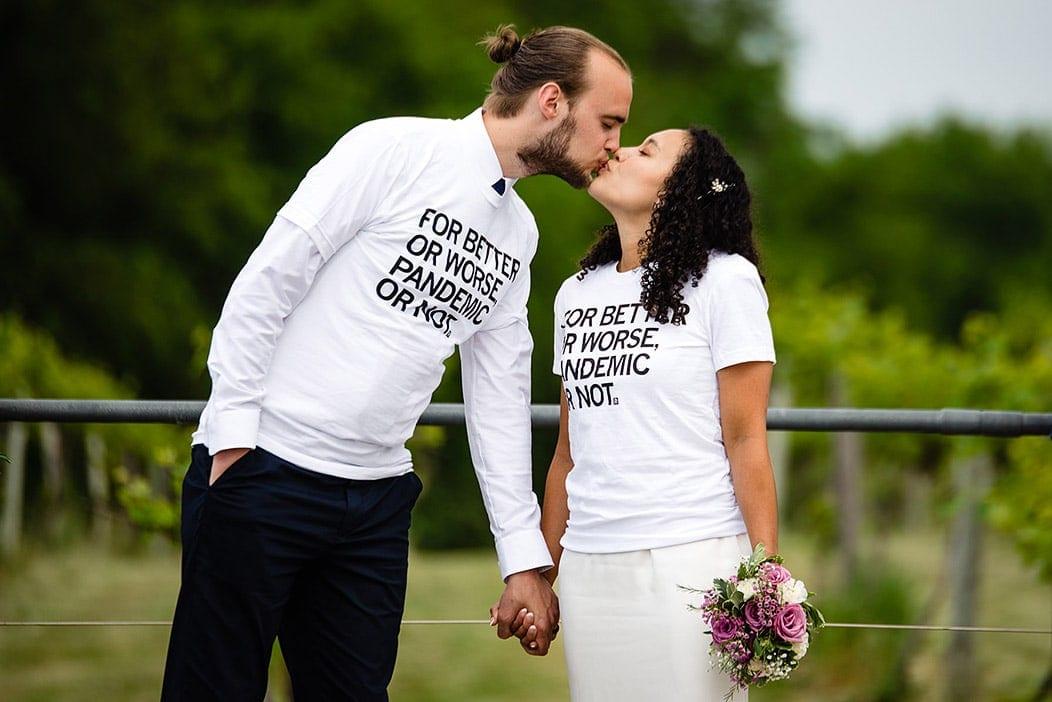 pandemic wedding planning