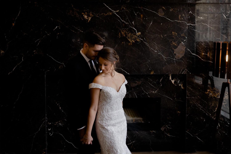 Surety Hotel Des Moines wedding