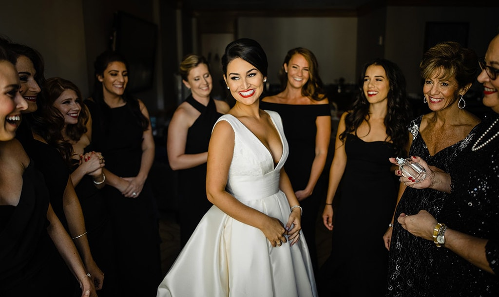 The Hilton Des Moines Downtown Wedding