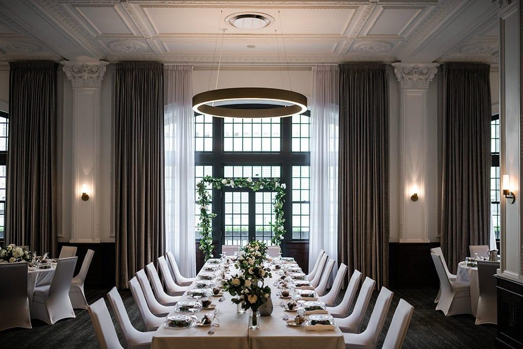 The Tea Room Wedding Venue