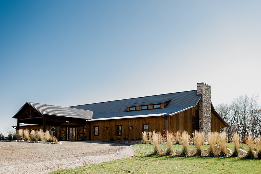 wedding venues in Iowa