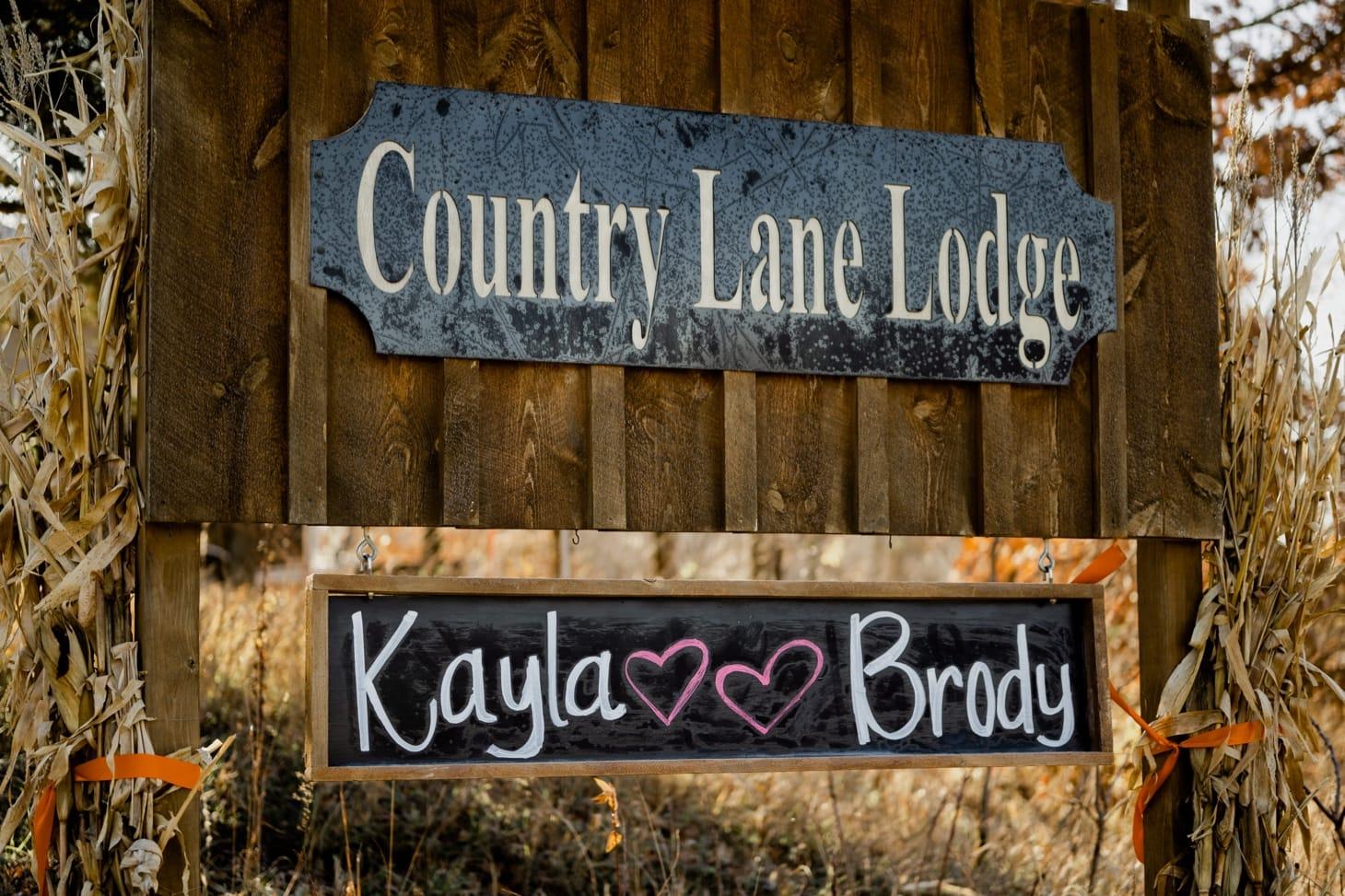country lane lodge wedding