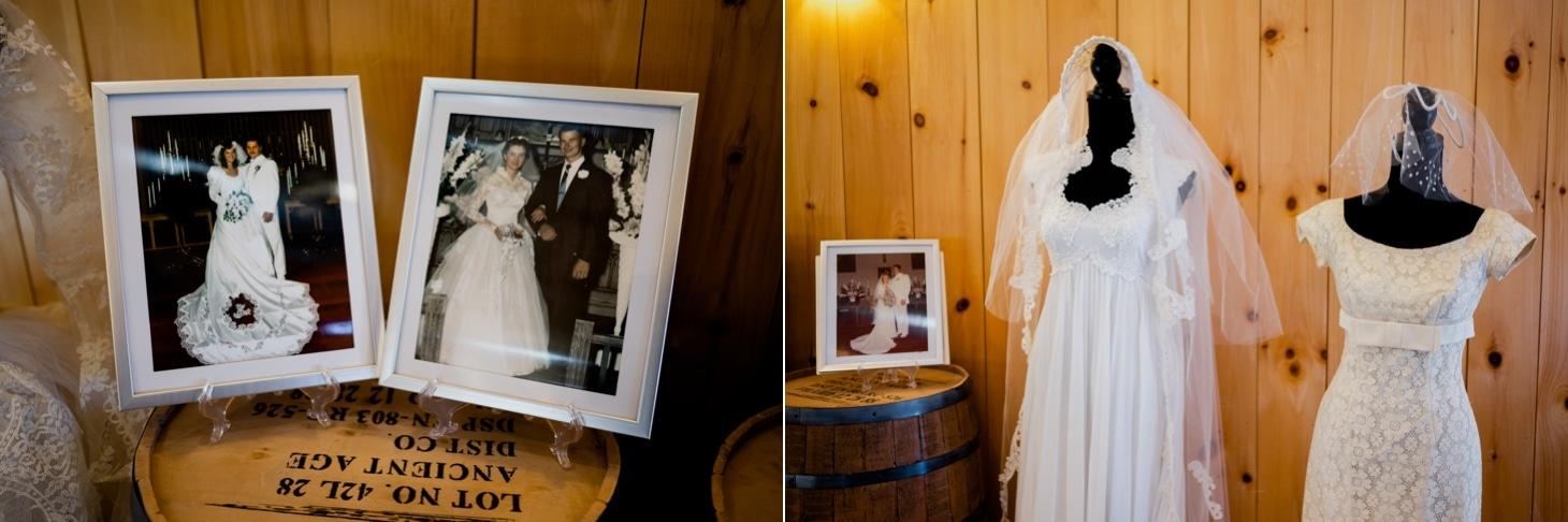 wedding details at country lane lodge