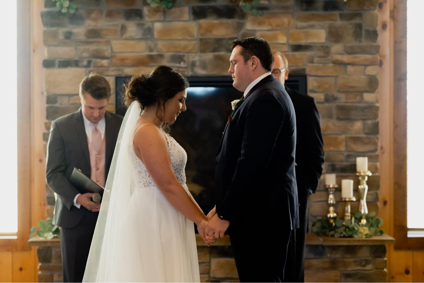 wedding ceremony photos adel iowa