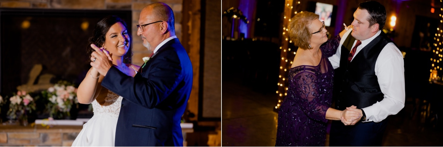 father daughter mother son first dance country lane lodge