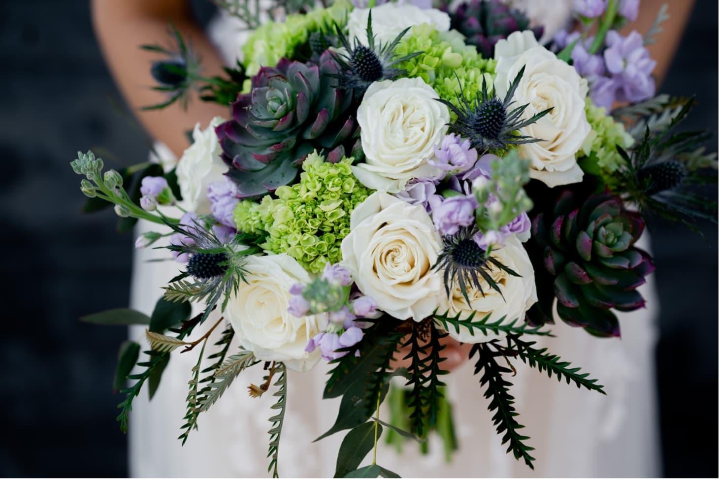 Bridal bouquet Noce Jazz Club