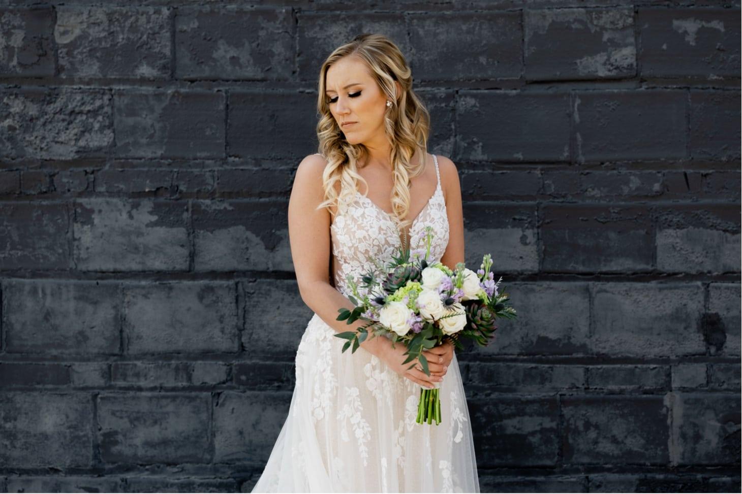 Bridal portrait Noce wedding