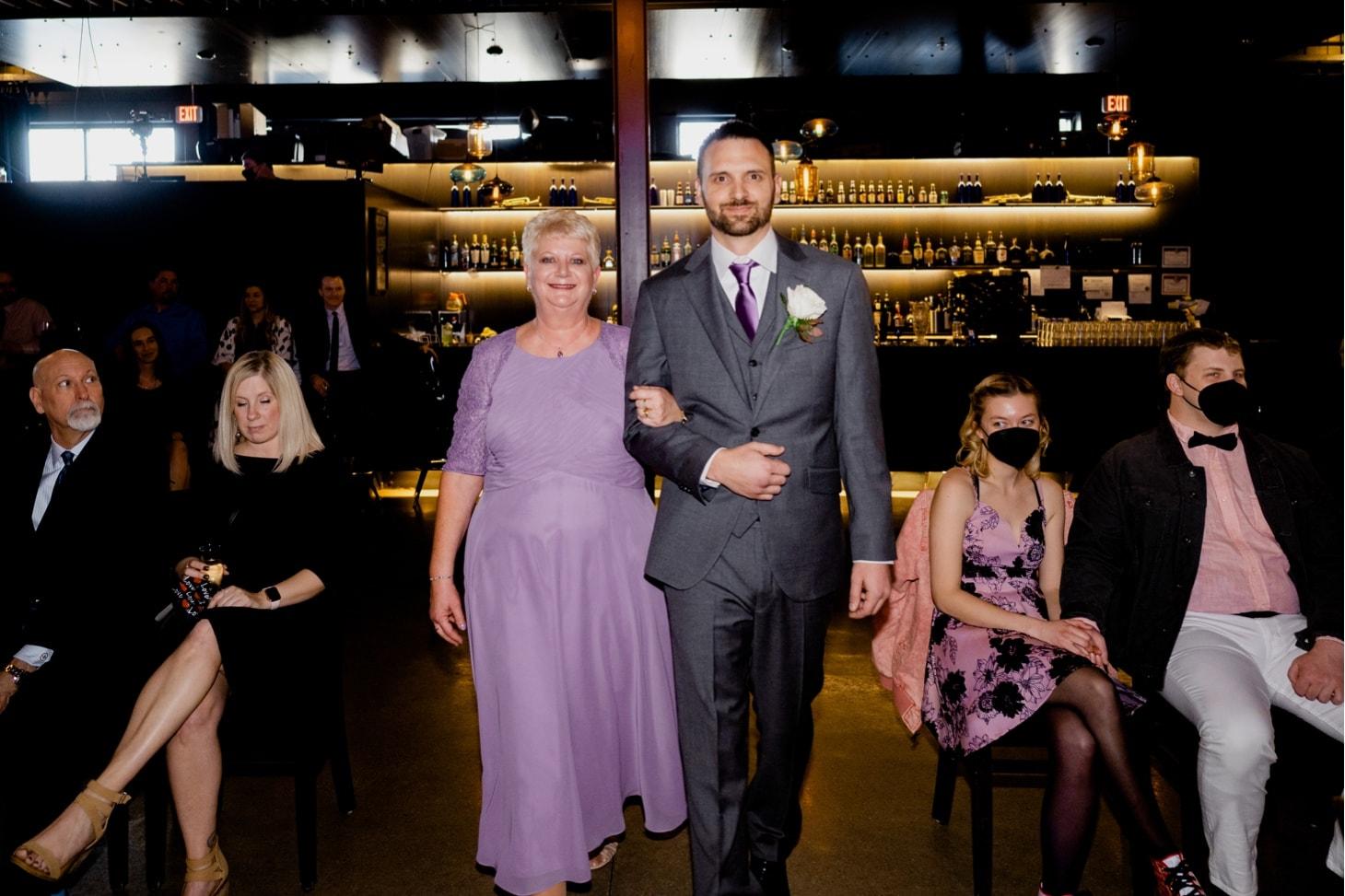 wedding ceremony noce jazz club