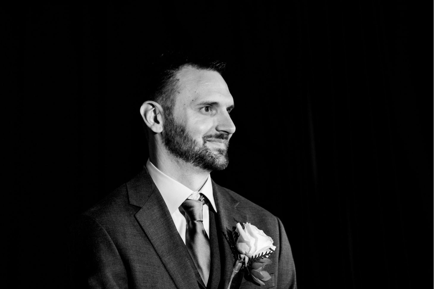 groom at noce jazz club