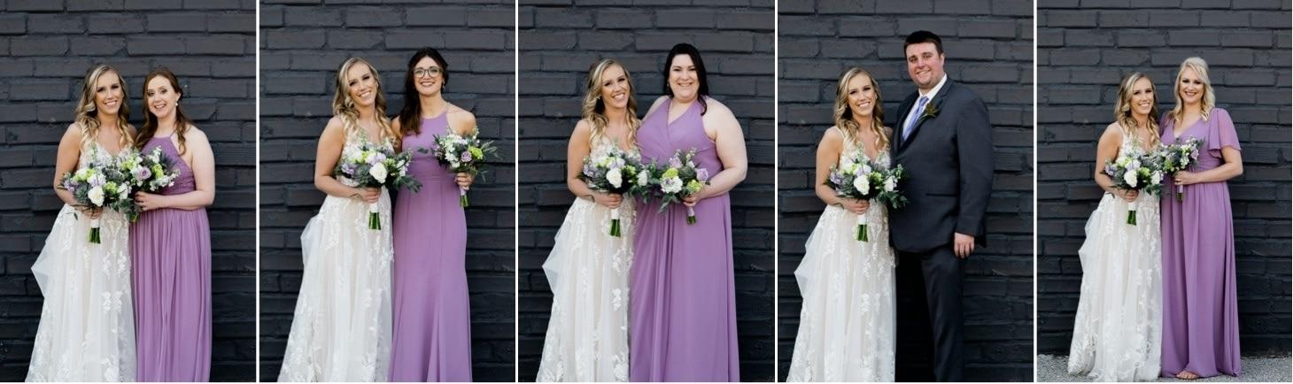 bridesmaids noce jazz club