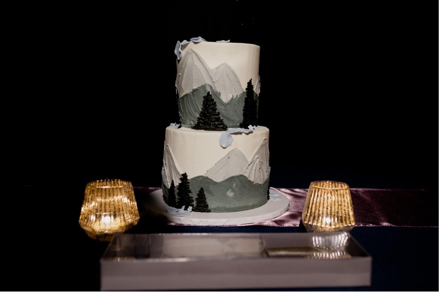 wedding cake Noce Jazz Club