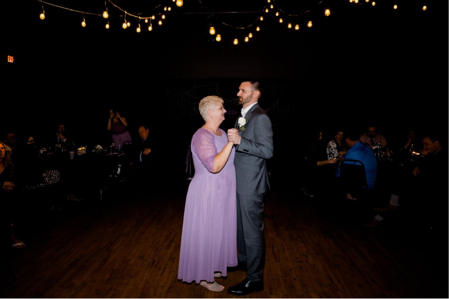 mother son dance Noce Jazz Club