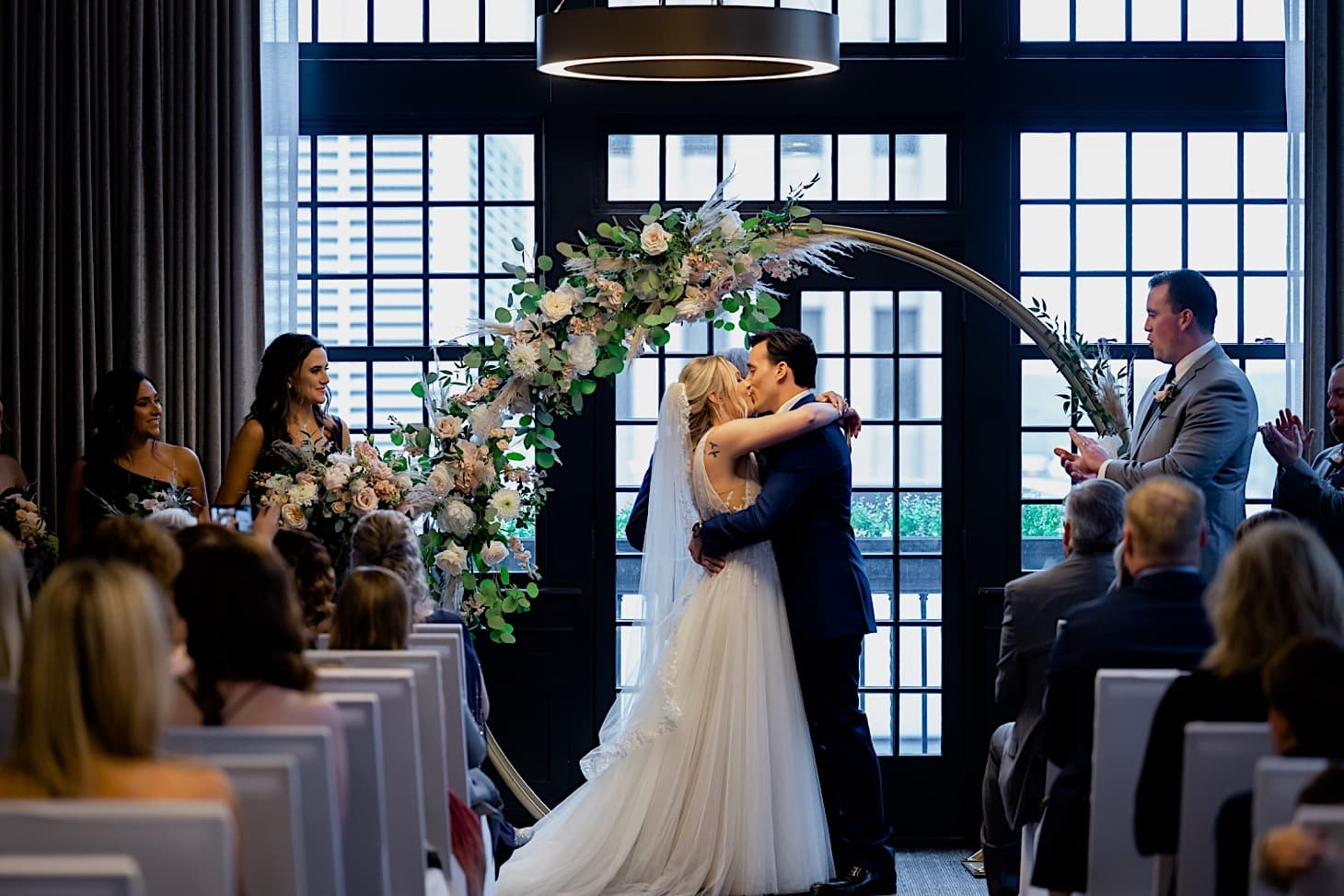 get married at the tea room in des moines iowa