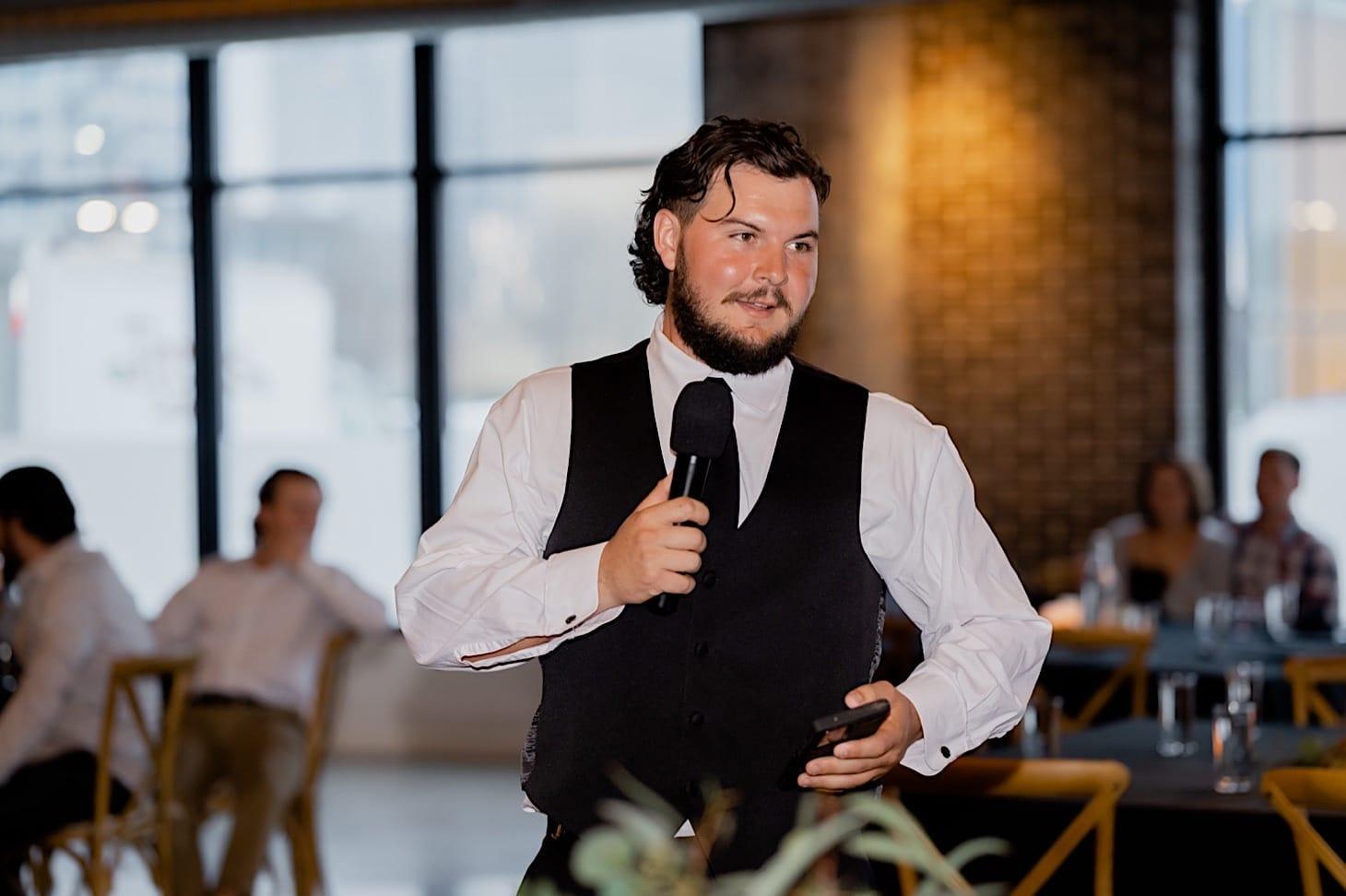 best man speech Iowa wedding photography