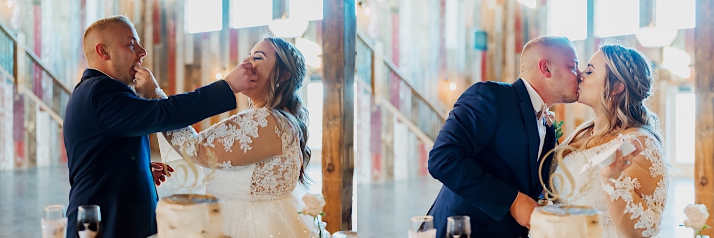 cake moments at red acre barn