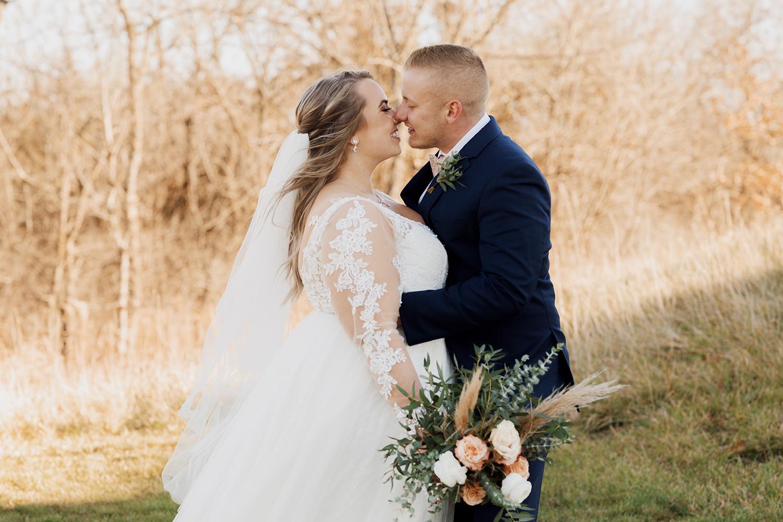 Red Acre Barn wedding Des Moines Iowa