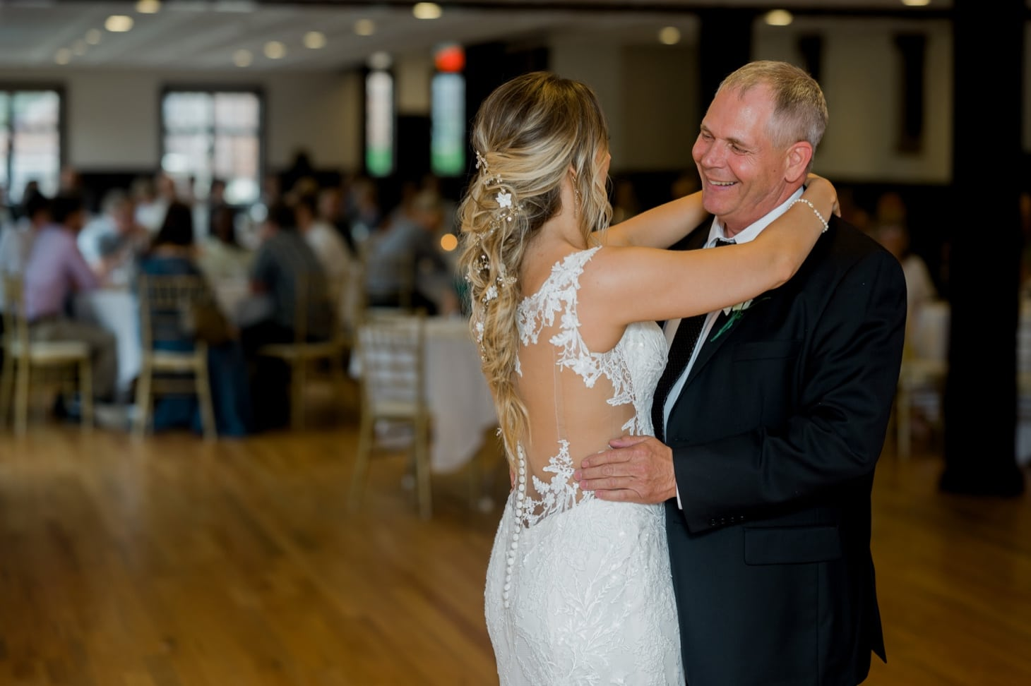 father daughter first dance rollins mansion des moines