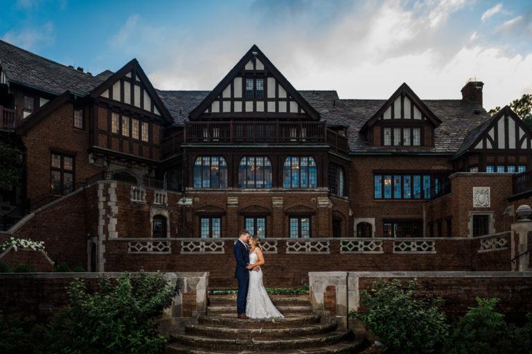 Rollins mansion wedding | Dayna + Devin